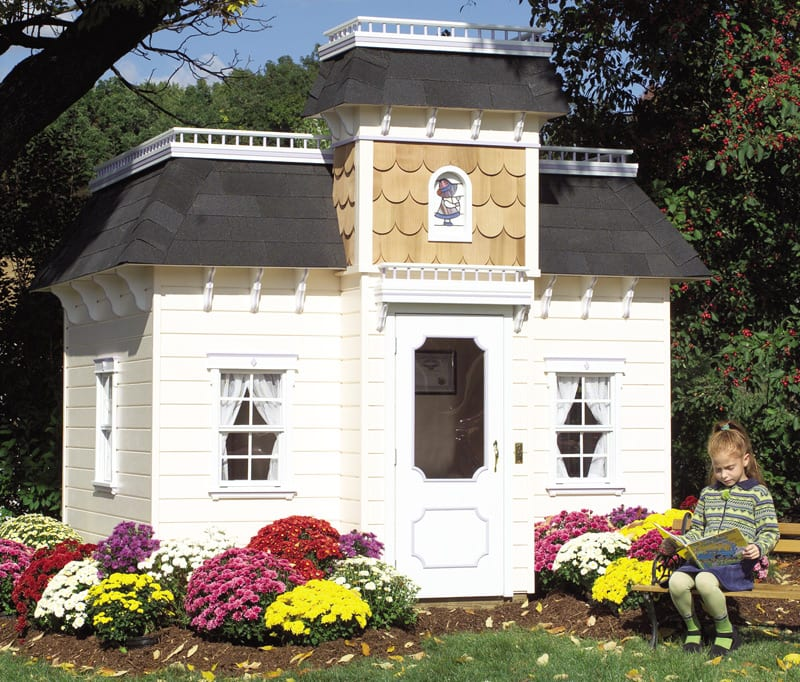 Design Your Own Victorian Home: Lilliput Play Homes