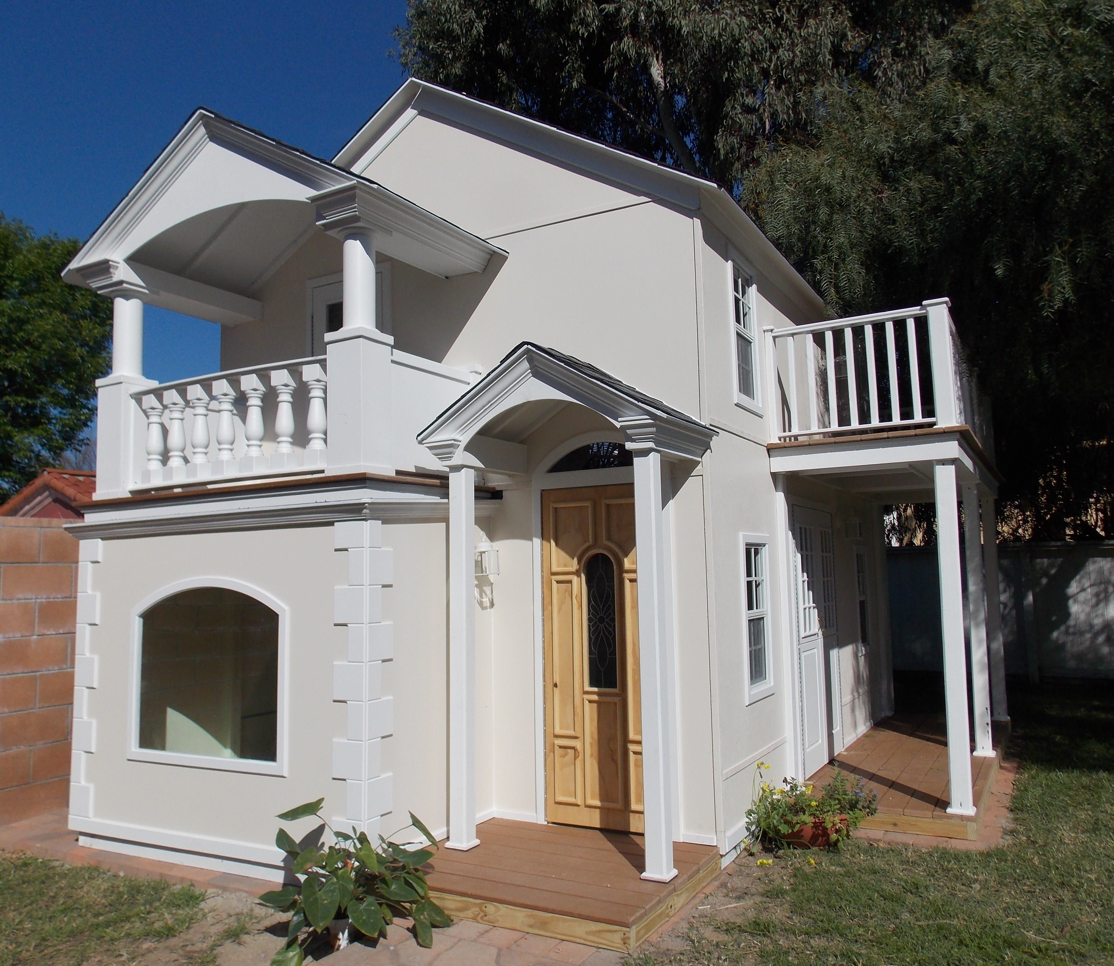 Custom Playhouses For Your