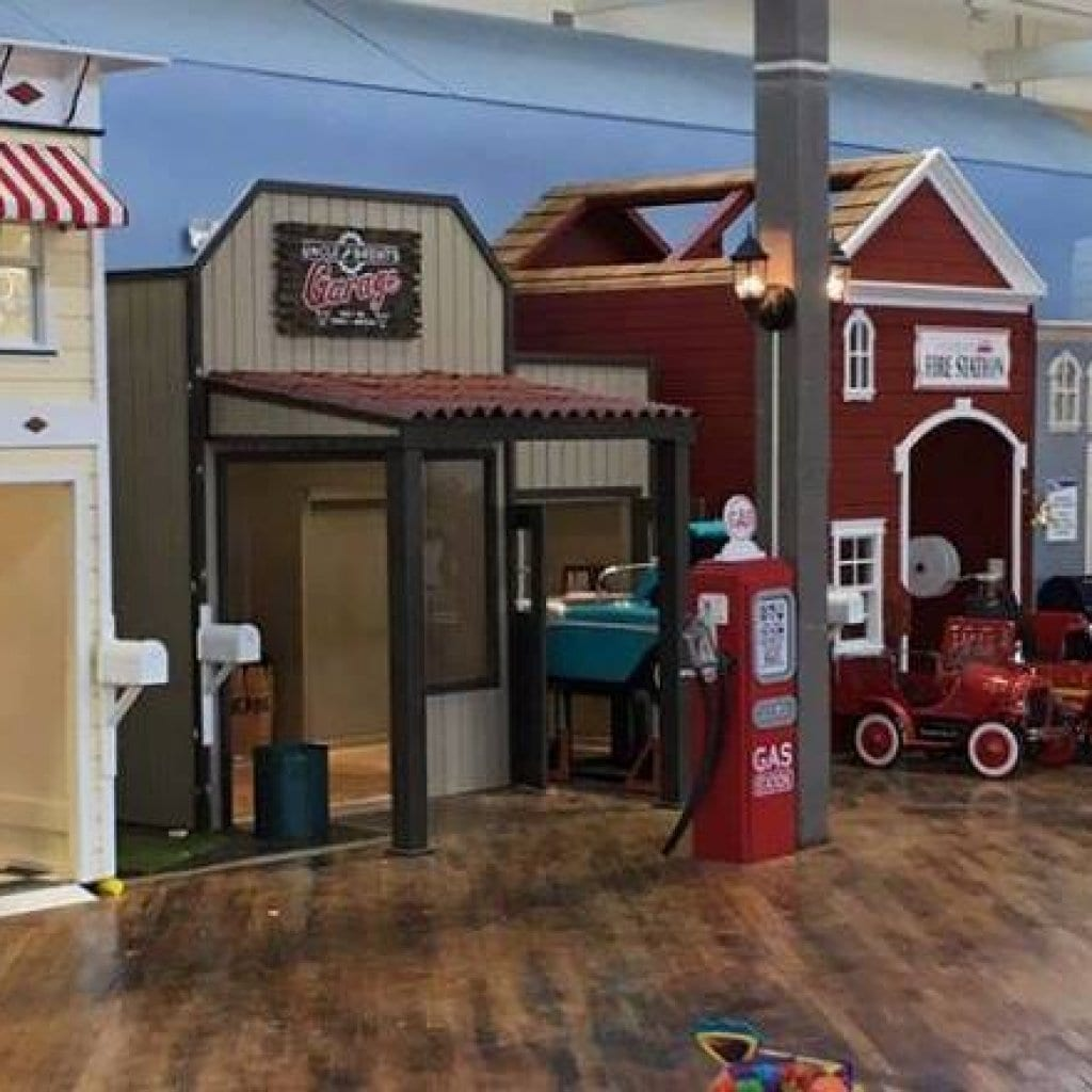 Tiny Town Lancaster Playhouses